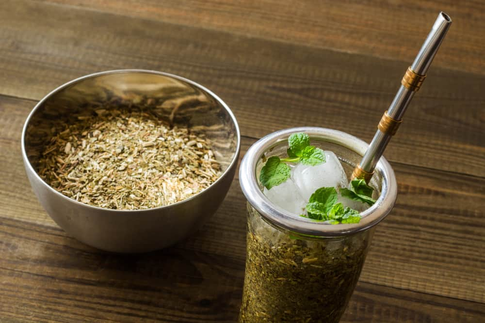 Terere Cold Yerba Mate