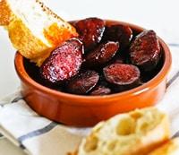 Chorizo al Vino Recipe