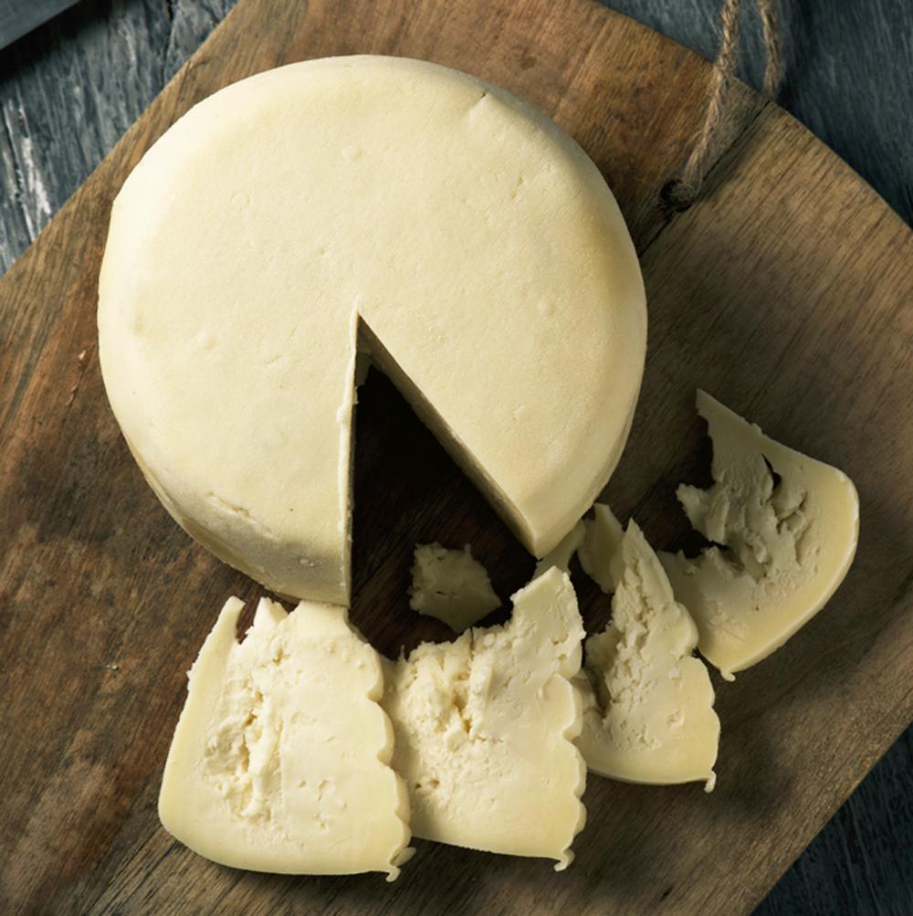 Arzúa-Ulloa cheese wedges