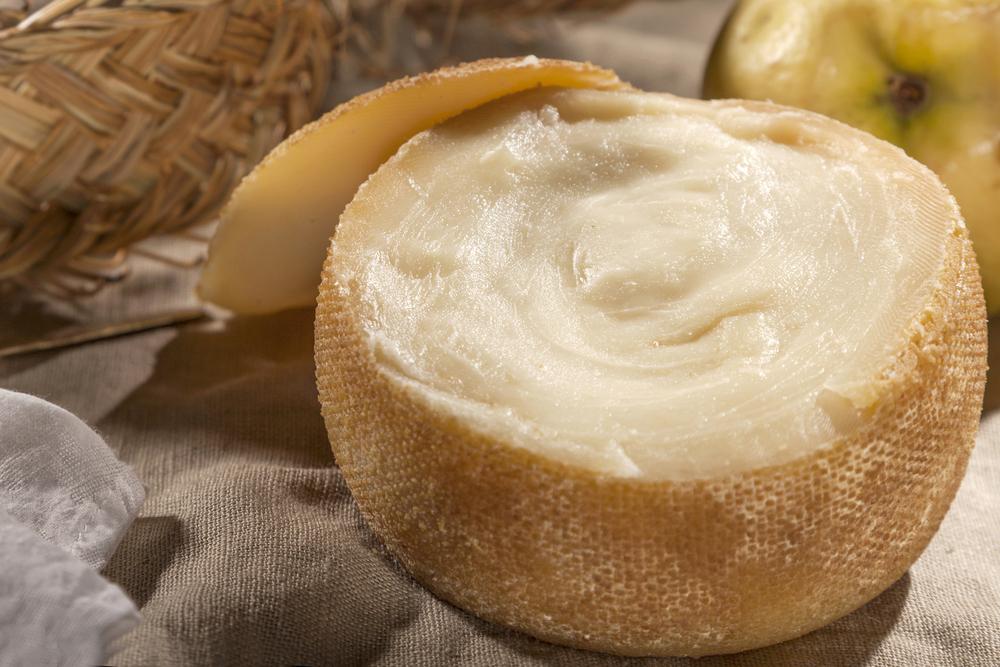 Torta del Casar spanish cheese