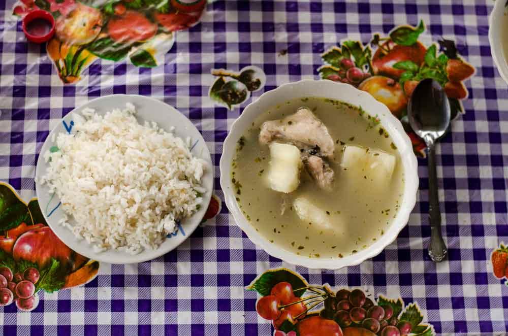 Sancocho de Gallina Panameno, Panama's National Dish