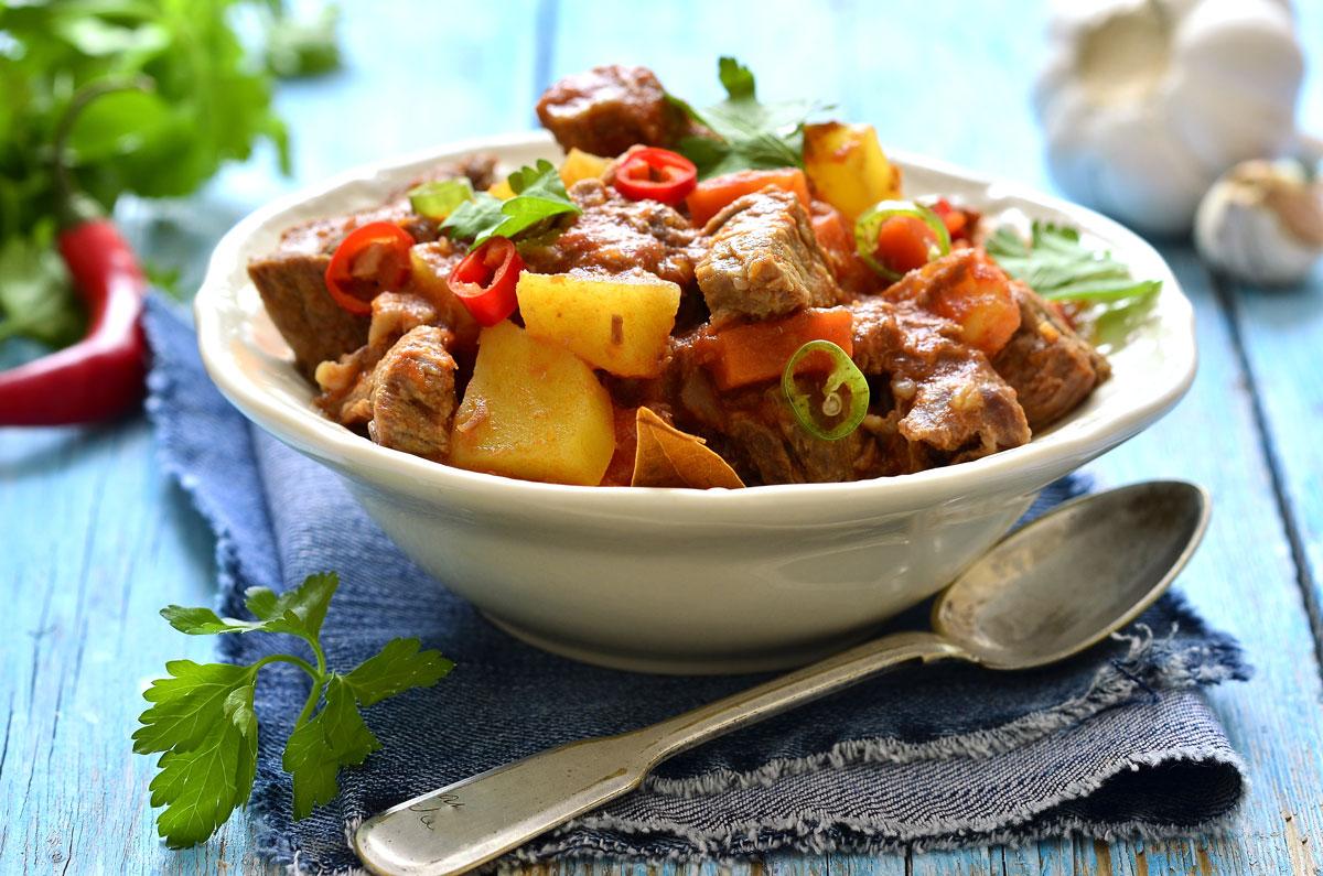 Carne Guisada Puerto Rican Beef Stew
