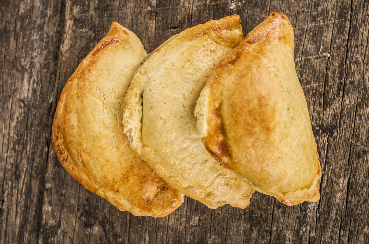 Venezuelan Empanadas filled with assorted savory fillings