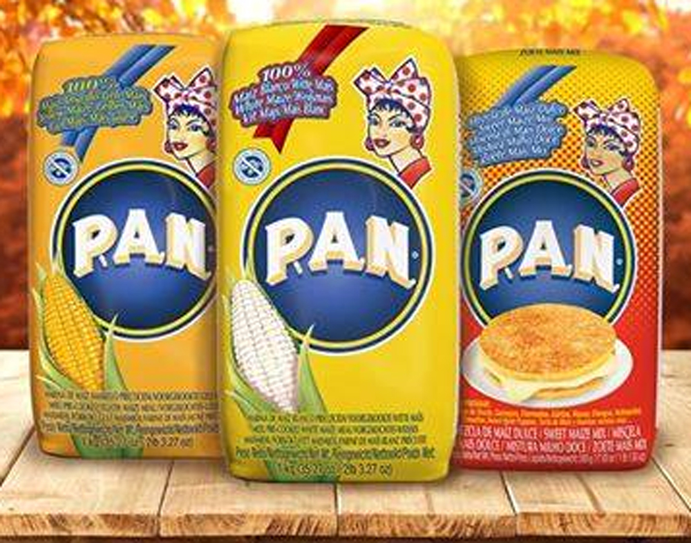 3 Types of Harina Pan Cornmeal