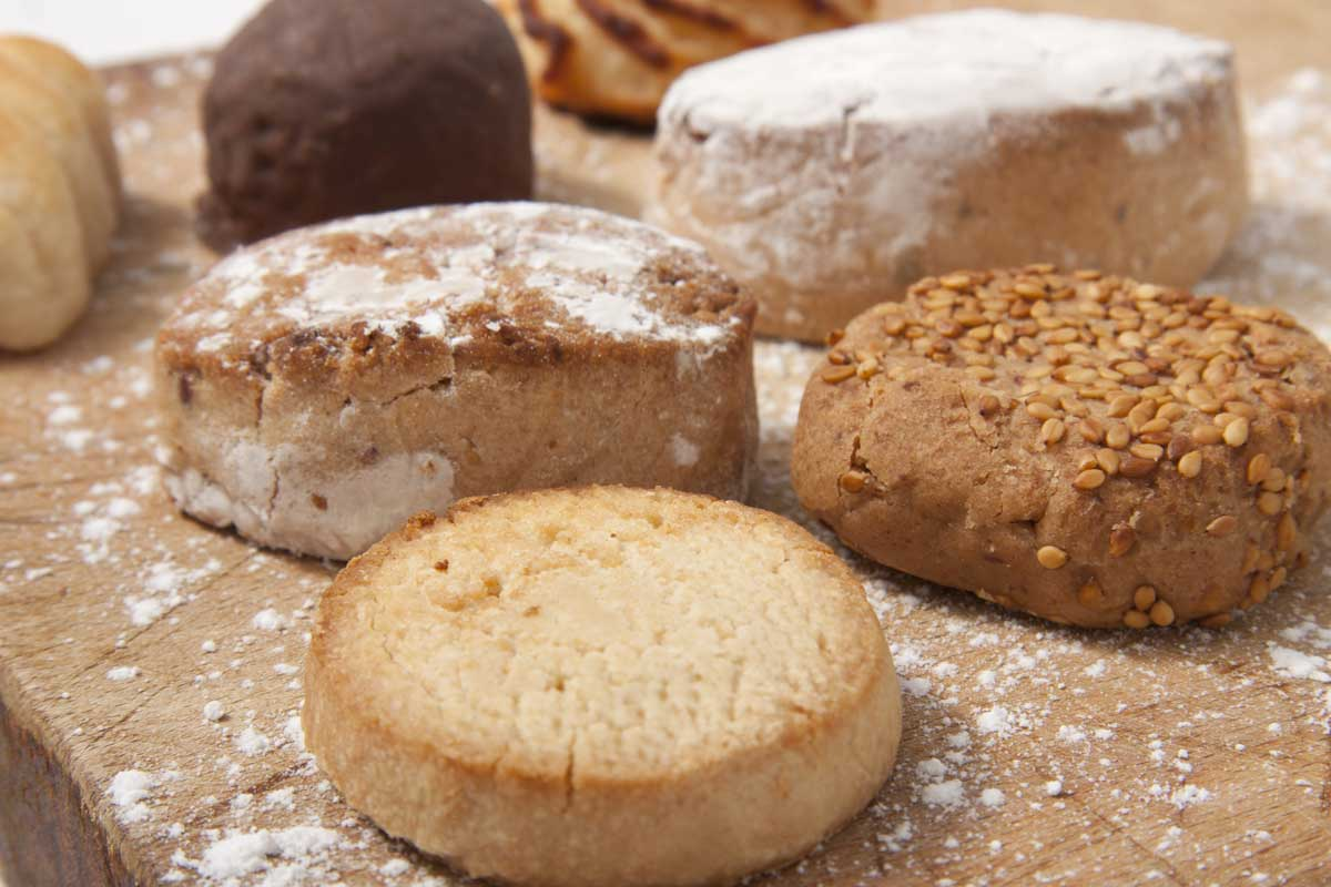 Spanish Polvorones and Mantecados Christmas Desserts
