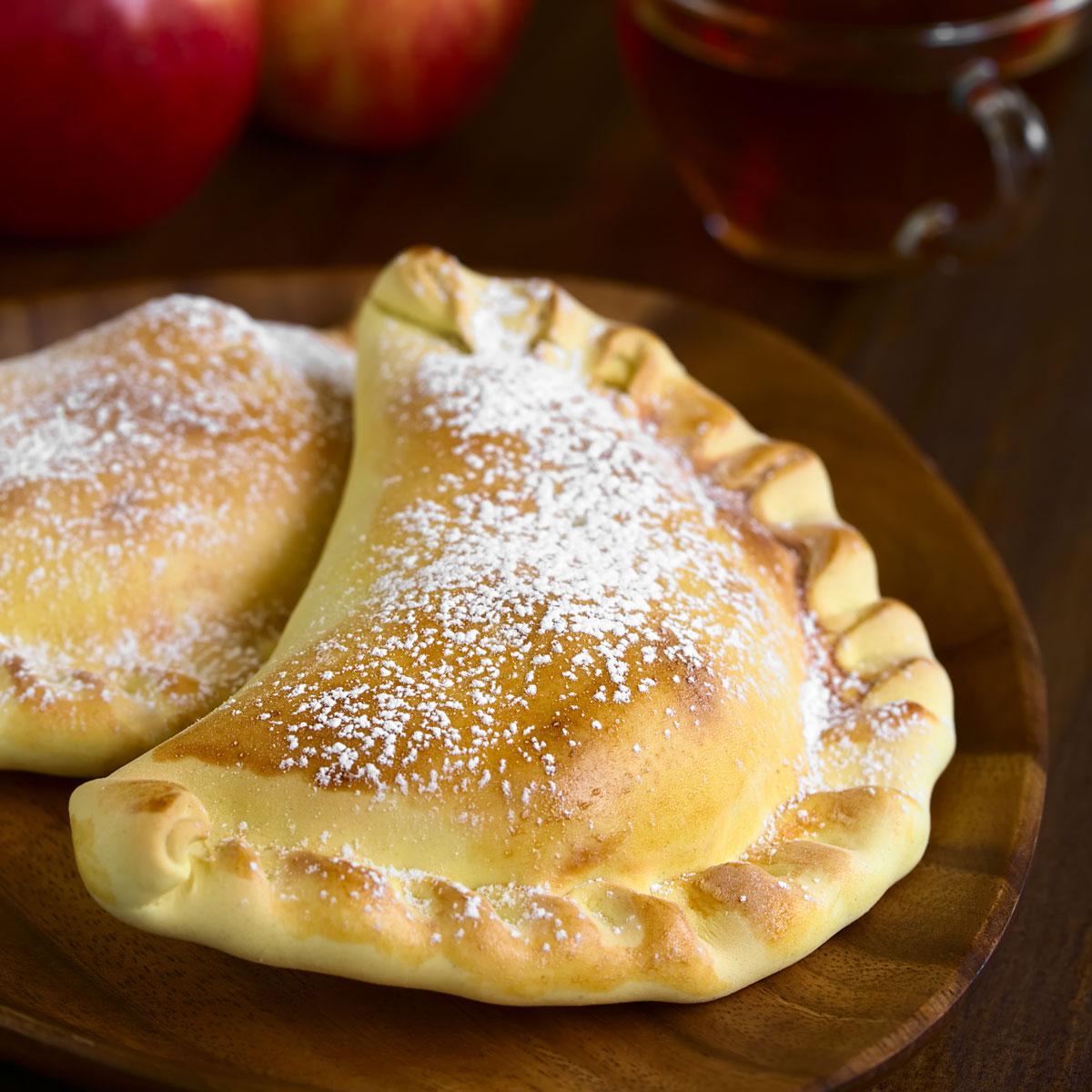 Cuban Apple Pastry Dessert