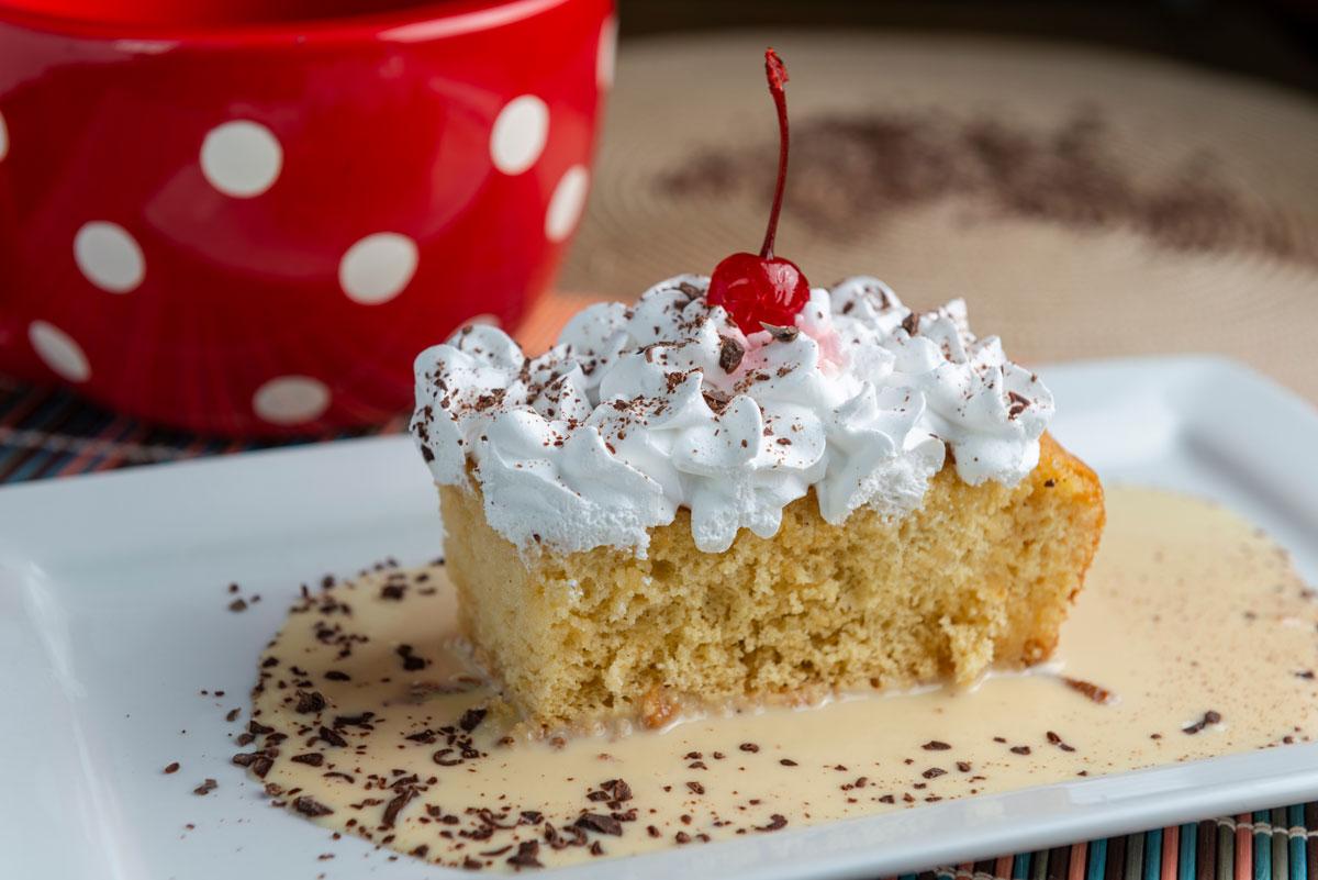 Cuban Dessert Tres Leches Cake
